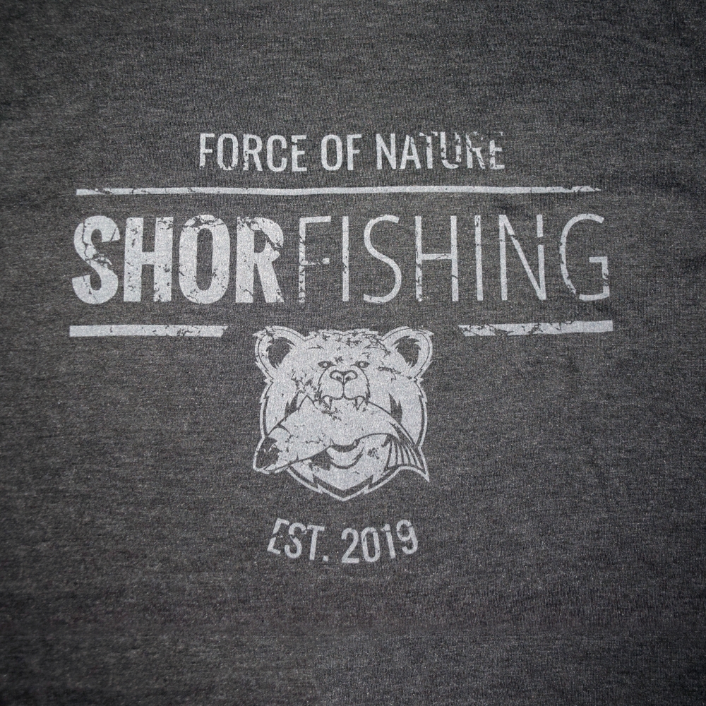 SHOR - FORCE OF NATURE - T-SHIRT MEN'S